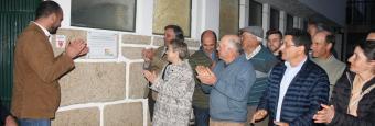 Inauguração das obras de requalificação do lagar de azeite Cooperativa Agrícola de Alfândega da Fé, CRL