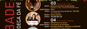 FESTA DA MONTANHA 2017