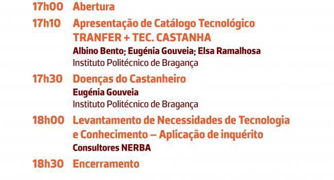 Transfer+Tec.Castanha - Doenças do Castanheiro