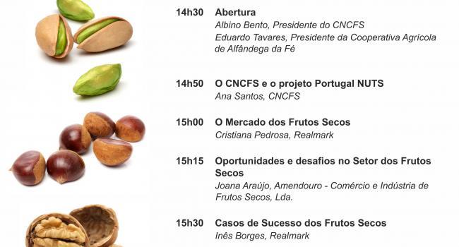 Oportunidades e desafios no setor dos frutos secos