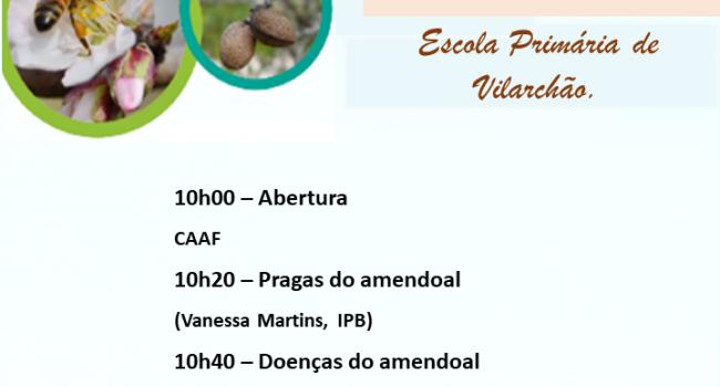 Dia Aberto - Doenças e Pragas do Amendoal