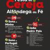 FESTA DA CEREJA ALFANDEGA DA FÉ 2017